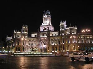 Madrid-architecture
