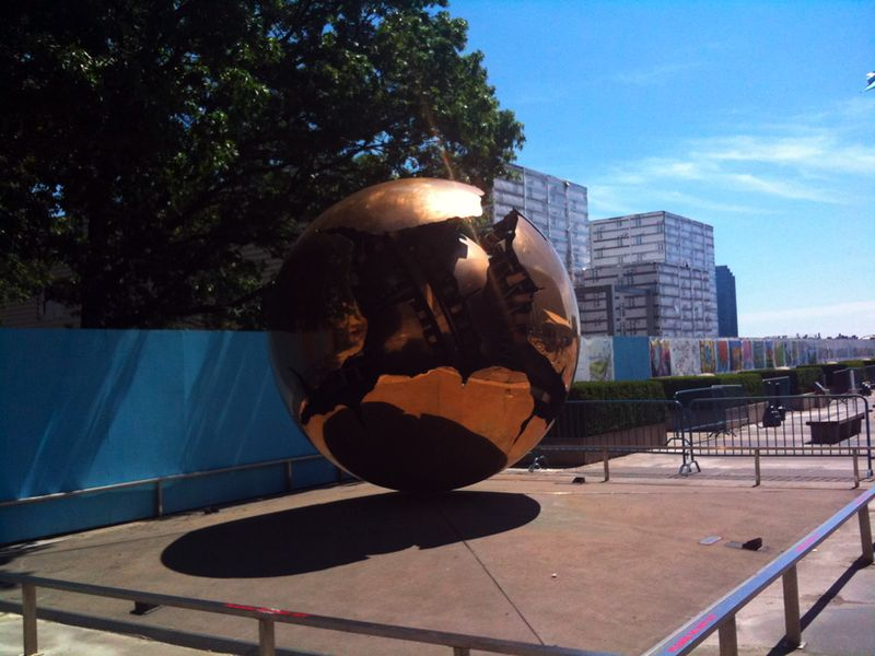 UN_Globe