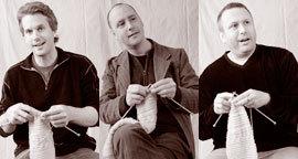 3 boys knit